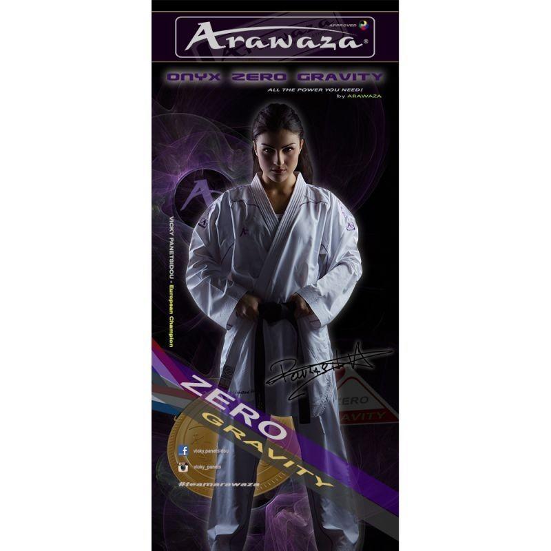 Кимоно Arawaza Onyx Zero Gravity Limited Edition PURPLE