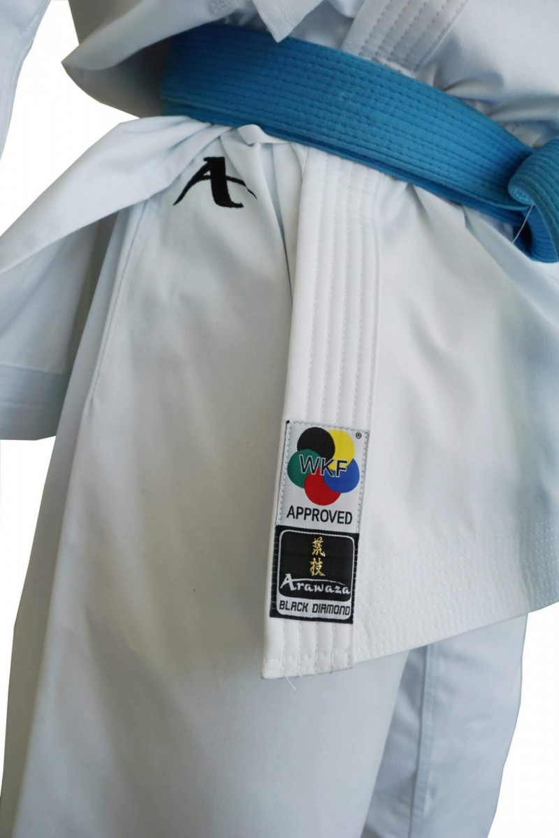 Кимоно Arawaza Black Diamond WKF