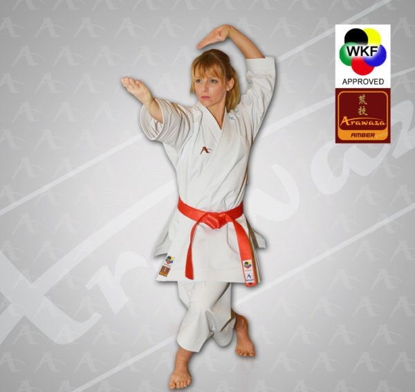 Кимоно Arawaza Amber Evolution WKF